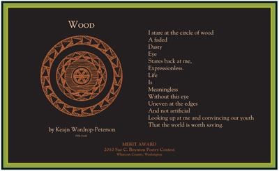 Placard design by Egress Studio
