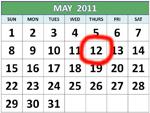 May 12, 2011