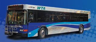 WTA bus