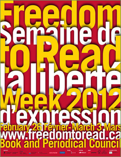 Freedom To Read 2012