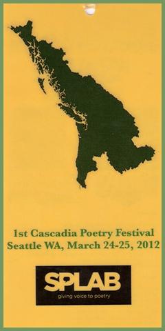 Cascadia Poetry Festival