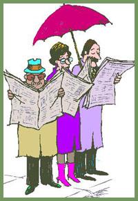 rain readers