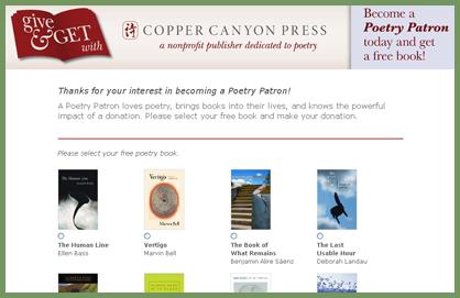 Copper Canyon Press