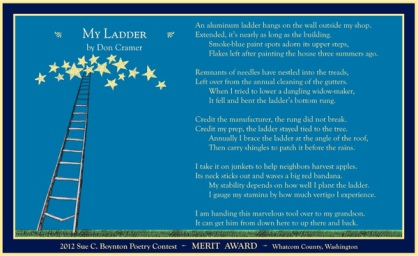 Don Cramer ~ My Ladder