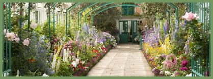 NYBG - Monet's Garden