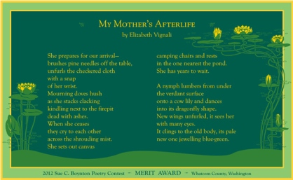 Elizabeth Vignali ~ My Mother's Afterlife