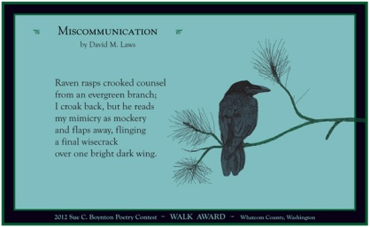 David M. Laws ~ Miscommunication