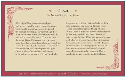 Andrew Shattuck McBride ~ Grace