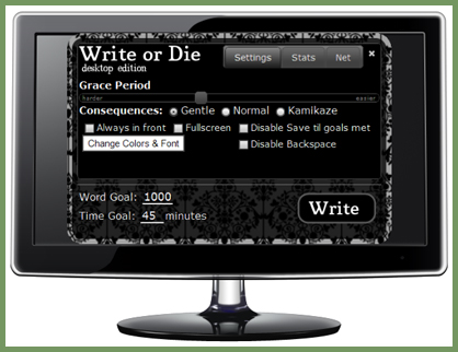 write or die app