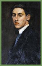 Charles Demuth - Self-Portrait, 1907