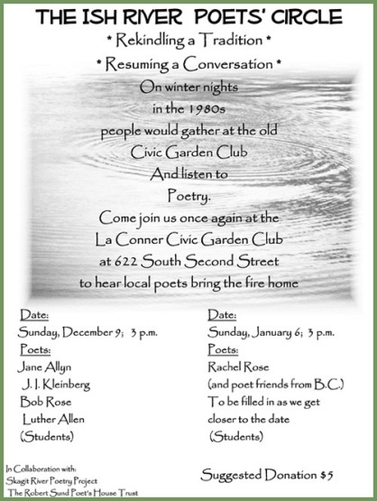 The Ish River Poets' Circle