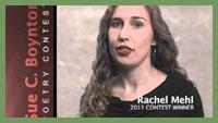 Rachel Mehl - BTV
