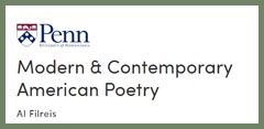 Coursera ~ Modern & Contemporary American Poetry