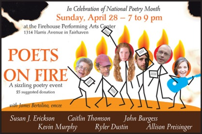 Poets on Fire