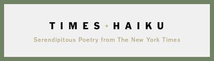 Times Haiku