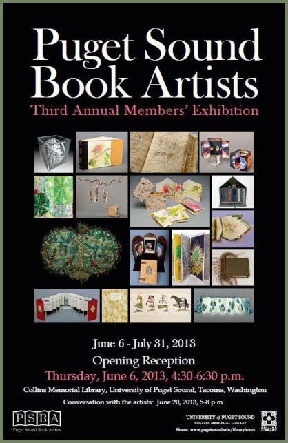 Puget Sound Book Artists