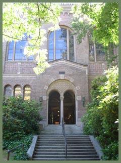 Wilson Library, WWU