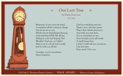 Kayla Donovan ~ One Last Time