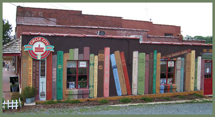 Circle City Books, Pittsboro, NC
