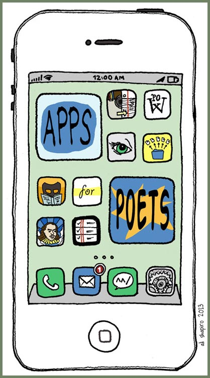 Apps for Poets - Ali Shapiro