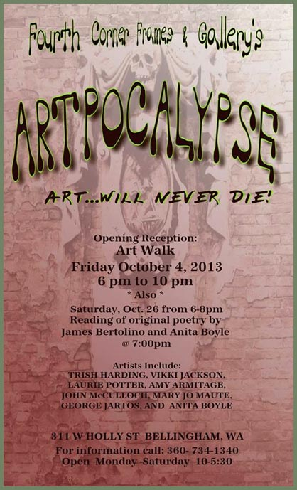 Artpocalypse poster