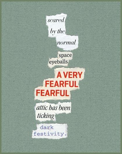found poem © j.i. kleinberg ~ scared