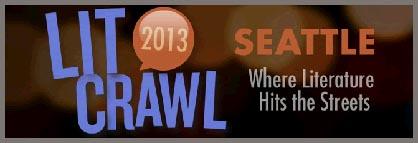 Lit Crawl Seattle 2013