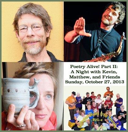 Poetry Alive! Part II