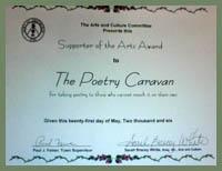 Poetry Caravan