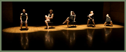 Bellingham Repertory Dance photo © Wayne Hagen