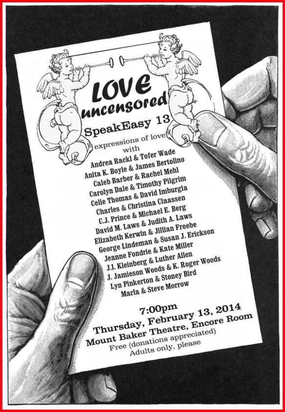 SpeakEasy 13: Love Uncensored