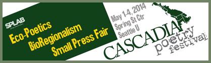 Cascadia Poetry Festival 2014