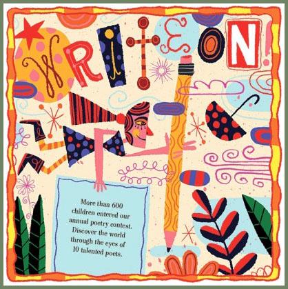 KidsPost poetry 2013
