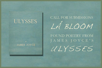 Ulysses call for found poems