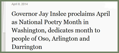Poetry for Oso