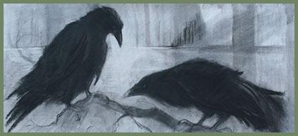 Raven Chronicles ravens