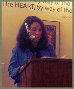 Susan Rich reads