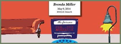 Brenda Miller at The Furnace