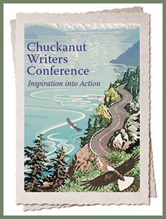Chuckanut Writers Conference 2014