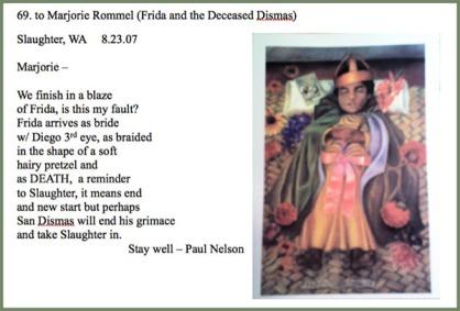 Paul Nelson to Marjorie Rommel