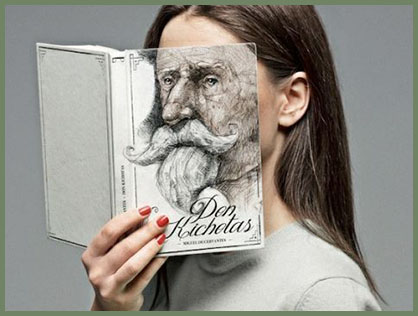 Washington State Library: book cover face