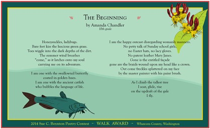 Amanda Chandler - The Beginning