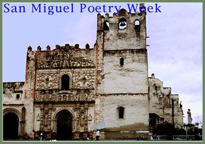 San Miguel Poetry Week