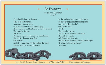 Savannah Miller - Be Fearless