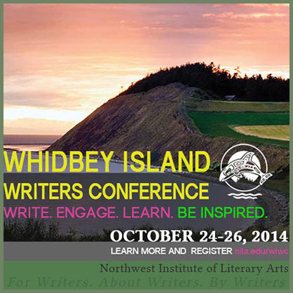 Whidbey Island Writers Conference 2014