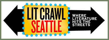 Lit Crawl Seattle 2014