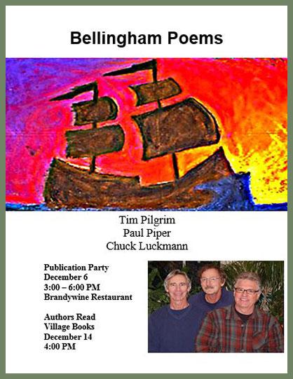 Bellingham Poems flyer
