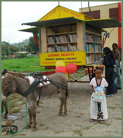 Donkey Mobile Library