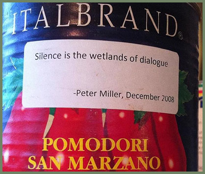 Peter Miller tomato can
