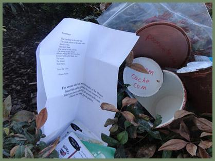 poem cache